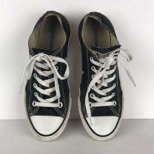 Black Converse M6 W8